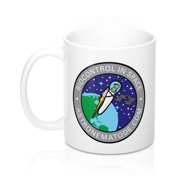 AstroNematode Mug 11oz